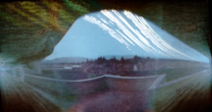 Spring 2010 Solargraphy, Camera #1